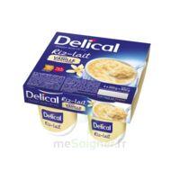 Delical Riz Au Lait Nutriment Vanille 4pots/200g à Courbevoie