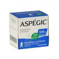 ASPEGIC 500 mg, poudre pour solution buvable en sachet-dose 30 à Courbevoie