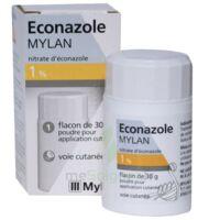 ECONAZOLE MYLAN 1 % Pdr appl cut Fl/30g à Courbevoie
