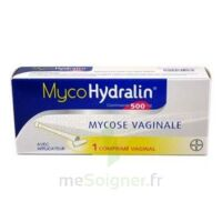 MYCOHYDRALIN 500 mg, comprimé vaginal à Courbevoie
