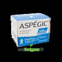 ASPEGIC 500 mg, poudre pour solution buvable en sachet-dose à Courbevoie