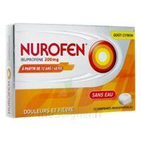 NUROFEN 200 mg, comprimé orodispersible à Courbevoie