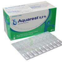 AQUAREST 0,2 %, gel opthalmique en récipient unidose à Courbevoie