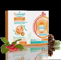 PURESSENTIEL ARTICULATIONS ET MUSCLES Patch chauffant bas du dos 14 huiles essentielles à Courbevoie