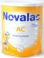 Novalac AC 1 Lait en poudre 800g à Courbevoie