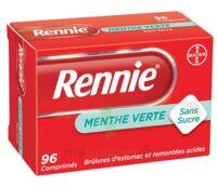 RENNIE SANS SUCRE, comprimé à croquer à Courbevoie