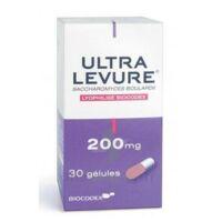 Ultra-levure 200 Mg Gélules Fl/30 à Courbevoie
