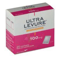ULTRA-LEVURE 100 mg Poudre pour suspension buvable en sachet B/20 à Courbevoie