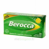 Berocca Comprimés effervescents sans sucre T/30 à Courbevoie