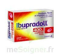 IBUPRADOLL 400 mg Caps molle Plq/10 à Courbevoie