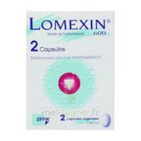 Lomexin 600 Mg Caps Molle Vaginale Plq/2 à Courbevoie