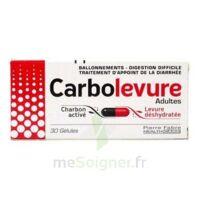Carbolevure Gélules Adulte Plq/30 à Courbevoie