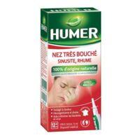 HUMER Nez très bouché, sinusite, rhume à Courbevoie
