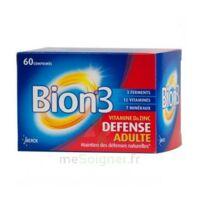 Bion 3 Défense Adulte Comprimés B/60 à Courbevoie