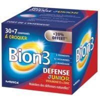 Bion 3 Défense Junior Comprimés à croquer framboise B/30+7 à Courbevoie