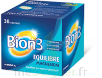 Bion 3 Equilibre Magnésium Comprimés B/30 à Courbevoie
