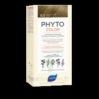 Phytocolor Kit Coloration Permanente 8.3 Blond Clair Doré à Courbevoie