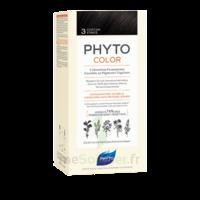 Phytocolor Kit Coloration Permanente 3 Châtain Foncé à Courbevoie