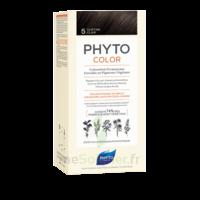 Phytocolor Kit Coloration Permanente 5 Châtain Clair à Courbevoie