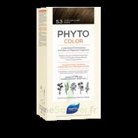 Phytocolor Kit Coloration Permanente 5.3 Châtain Clair Doré à Courbevoie