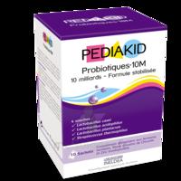 Pédiakid Probiotiques 10M Poudre 10 Sachets à Courbevoie