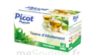 Picot Maman Tisane D'allaitement Verveine 20 Sachets à Courbevoie
