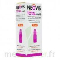 Neovis Total Multi S Ophtalmique Lubrifiante Pour Instillation Oculaire Fl/15ml à Courbevoie