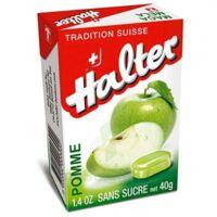 Halter Sans Sucre Bonbon Pomme B/40g à Courbevoie