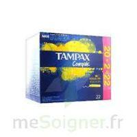 Tampax Compak - Tampon Régulier à Courbevoie