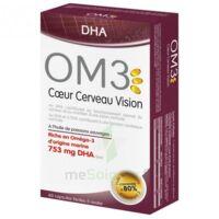 Om3 Dha Coeur Cerveau Vision Caps B/60 à Courbevoie