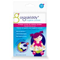 Orgakiddy Protège-cuvette Toilettes Xl Pochette/10 à Courbevoie