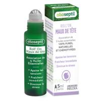 Olioseptil Huile Essentielle Maux De Tête Roll-on/5ml à Courbevoie