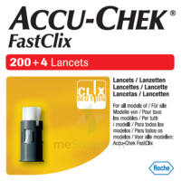 Accu-chek Fastclix Lancettes B/204 à Courbevoie