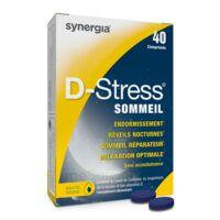 D-stress Sommeil Comprimés B/40 à Courbevoie