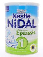 NIDAL LAIT 1 FORMULE EPAISSIE 800G à Courbevoie