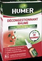 Humer Décongestionnant Rhume Spray Nasal 20ml à Courbevoie