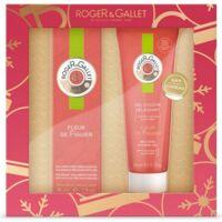 Roger & Gallet Fleur De Figuier Eau Fraiche + Gel Douche Coffret à Courbevoie