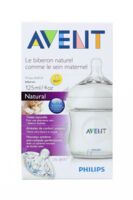 BIBERON AVENT NATURAL 125ML à Courbevoie