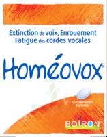 Boiron Homéovox Comprimés à Courbevoie