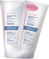 Ducray Ictyane Crèmes Duo 2 X 200ml à Courbevoie
