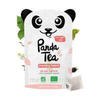 Panda Tea Morning Boost Detox 28 Sachets à Courbevoie