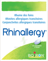 Boiron Rhinallergy Comprimés B/40 à Courbevoie