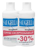 Saugella Emulsion Dermoliquide Lavante 2fl/500ml à Courbevoie