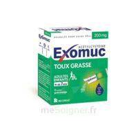 Exomuc 200 Mg, Granulés Pour Usage Oral En Sachet 15 Sachets/2g à Courbevoie