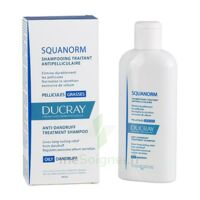 Ducray Squanorm Shampooing Pellicule Grasse 200ml à Courbevoie