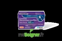 Fraction Flavonoique Mylan Pharma 500mg, Comprimés à Courbevoie