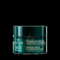 Nuxe Bio Masque Détoxifiant Eclat 50ml à Courbevoie