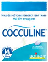 Boiron Cocculine Comprimés Orodispersibles B/40 à Courbevoie